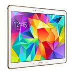 """Samsung Galaxy Tab S 10.5"""" SM-T800 16 Go Blanche"""