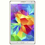 """Samsung Galaxy Tab S 8.4"""" SM-T705 16 Go Blanche"""