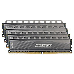 Ballistix Tactical 16 GB (4 x 4 GB) DDR4 3000 MHz CL15