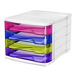 CEP Archivador 4 cajones multicolores Happy 394 HM