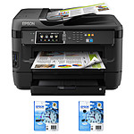 Epson WorkForce WF-7620DTWF + T2701 27 + T2705 27
