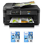 Epson WorkForce WF-7610DWF + T2701 27 + Multipack T2705 27