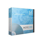 Millenniata M-Disc 4.7 Go 4x (par 10, boîte)