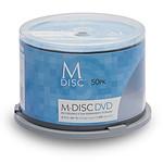 Millenniata M-Disc 4.7 Go 4x (par 50, spindle)