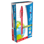 Paper Mate Flexgrip Ultra rouge x 12