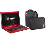 MSI GS70 2QE-677FR Stealth Pro Rouge + Sac à dos MSI Adeona OFFERT !