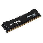 HyperX Savage Noir 8 Go DDR4 2666 MHz CL13