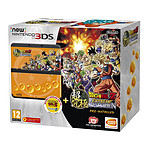 Nintendo New 3DS (noire) + Dragon Ball Z : Extreme Butoden
