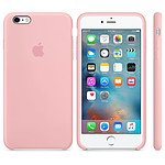 Apple Coque en silicone Rose iPhone 6s