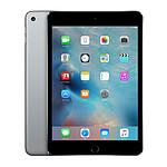 Apple iPad mini 4 avec écran Retina Wi-Fi + Cellular 128 Go Gris sidéral