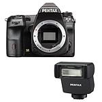 Pentax K-3 II + AF201 FG