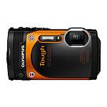 Olympus TG-860 Orange