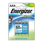 Energizer Ecoadvanced AAA (4 unidades)