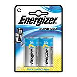 Energizer Advanced C (2 unidades)