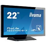 "iiyama 21.5"" LED Tactile - ProLite T2234MC-B1X"