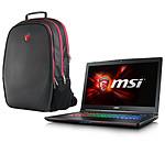 MSI GE72 6QF-008FR Apache Pro + Sac à dos MSI offert !