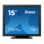 "iiyama 15"" LCD Tactile Résistive - ProLite T1531SR-B3"