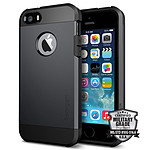 Spigen Case Tough Armor Smooth Black Apple iPhone SE/5/5s
