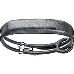 Jawbone UP2-Rope Argent