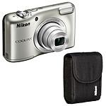 Nikon Coolpix L31 Kit Argent