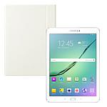 """Samsung Galaxy Tab S2 9.7"""" SM-T810 32 Go Blanc + Book Cover Keyboard"""
