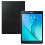 "Samsung Galaxy Tab A 9.7"" SM-T550 16 Go Noire + Book Cover"