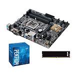 Kit Upgrade PC Pentium G4400 ASUS B150M-A 4 Go