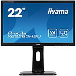 "iiyama 21.5"" LED - ProLite XB2283HSU-B1DP"