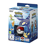 Pokémon : Saphir Alpha + Pokeball + Poster (Nintendo 3DS/2DS)
