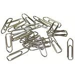 Safetool caja de 1000 clips 25 mm en acero galvanizado