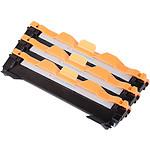 Multipack toners compatibles Brother TN-1050/TN-1000 (negro)