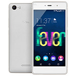 Wiko Fever 4G Blanc/Or