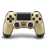 Sony DualShock 4 Or (PS4)