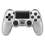 Sony DualShock 4 Argent (PS4)
