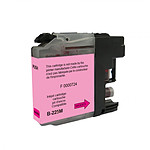 Cartucho compatible Brother LC225XLM (Magenta)