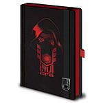 Cahier Premium A5 Star Wars EP7 Kylo Ren