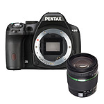 Pentax K-50 + Objectif DA18-270mm F3.5-6.3 SDM