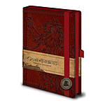 """Cahier Premium A5 Game of Thrones """"Lannister"""""""
