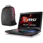 MSI GT72S 6QD-089XFR Dominator G + Sac à dos MSI Gaming OFFERT !