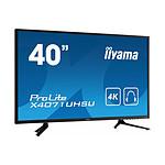 "iiyama 39.5"" LED - ProLite X4071UHSU-B1"