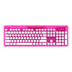 PDP Rock Candy Wireless Keyboard (rose)