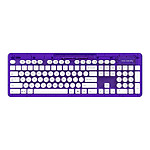 PDP Rock Candy Wireless Keyboard (violet)