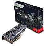 Sapphire Radeon R9 390X Nitro 8G GDDR5 OC (UEFI) Lite - Back Plate Edition