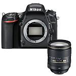 Nikon D750 + AF-S 24-120MM F/4 VR