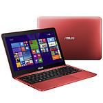 ASUS EeeBook X205TA-FD0077TS Rouge