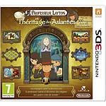 El profesor Layton y el legado de los Ashalanti (Nintendo 3DS/2DS)