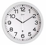 Orium Horloge radio contrôlée blanche