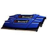 G.Skill RipJaws 5 Series Bleu 16 Go (2x 8 Go) DDR4 2666 MHz CL15