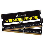 Corsair Vengeance SO-DIMM DDR4 8 Go (2 x 4 Go) 2666 MHz CL18