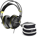 SteelSeries Siberia 200 (Alchemy Gold) + Striped Beanie OFFERT !